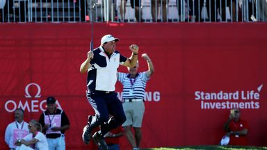 The Ryder Cup: Day 3 Highlights