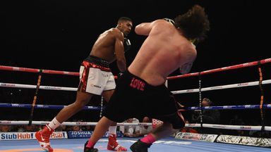 Anthony Joshua - The Knockouts