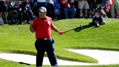 The Ryder Cup: Day 1 Highlights