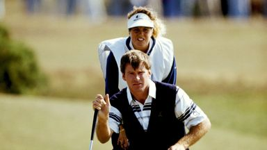 The Open: Faldo 1990