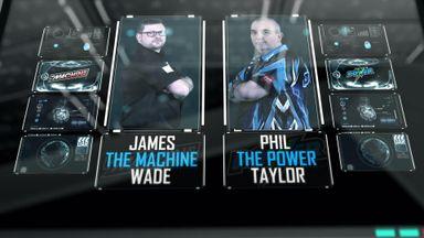 Premier League - Taylor v Wade