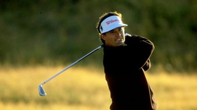 The Open: Harrington 2008