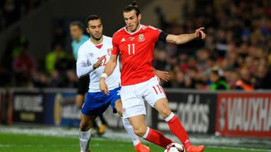 Wales v Serbia