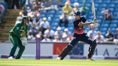England v South Africa- 1st ODI