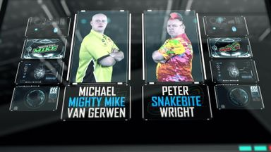 PLD Final: Van Gerwen v Wright