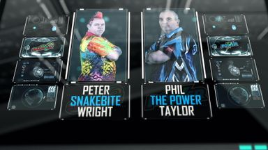 PLD Semi-Final - Wright v Taylor