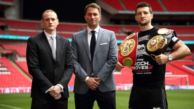 Froch Groves 2: History At Wembley