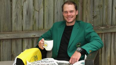 Steel Magnolia: Willett's Masters