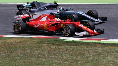 Spanish GP - Race Highlights