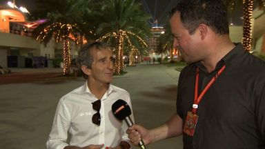 Ted's Qualifying Notebook - Bahrain