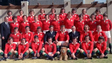 Lions 1974: The Invincible Lions