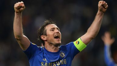 Goals on Sunday - Lampard