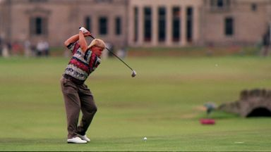 The Open: Daly 1995