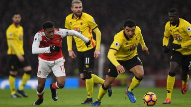 Arsenal v Watford