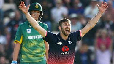 England v South Africa - 2nd ODI