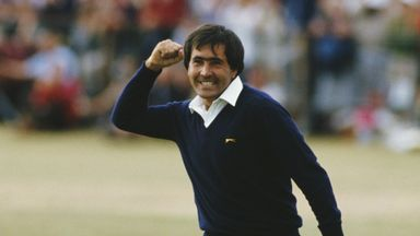The Open: Ballesteros 1984