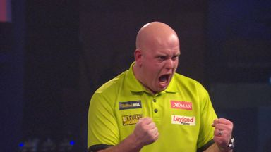 WDC: Van Gerwen v Webster