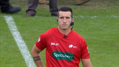 Jack Smith: Royal Marine to Rugby L