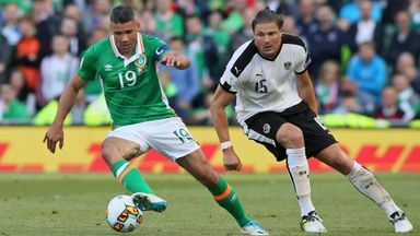 Republic of Ireland v Austria