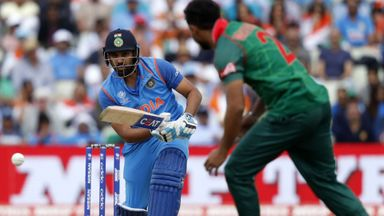 Bangladesh v India - CT 2017