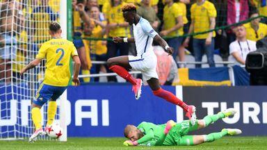 U21 Champs: Sweden v England