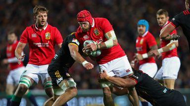 Chiefs v Lions