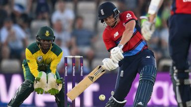 England v South Africa: 1st T20