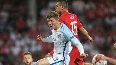 U21 Champs: England v Poland