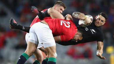 New Zealand v Lions