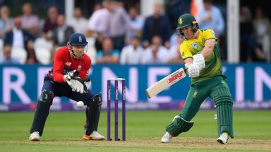 England v South Africa: 2nd T20