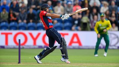 England v South Africa: 3rd T20