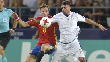 U21 Champs: Spain v Italy