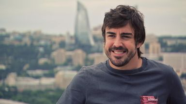 Alonso: I'm in control