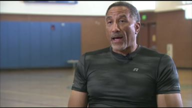 61-year-old aims for NBA