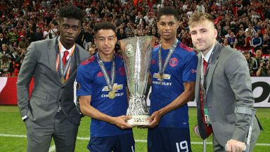 Lingard: I want more trophies
