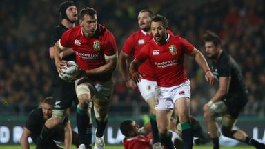 Maori All Blacks 10-32 Lions