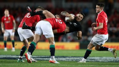 New Zealand 30-15 Lions