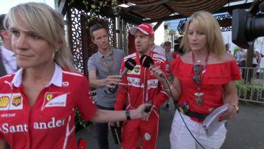 Rachel and Vettel - Unedited