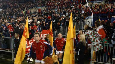2005 1st Test: New Zealand v Lions
