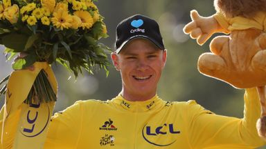 Froome 'feeling good' for Tour