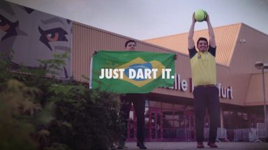 Brazil: Just Dart It