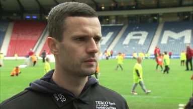 Murphy hoping for Scotland chance