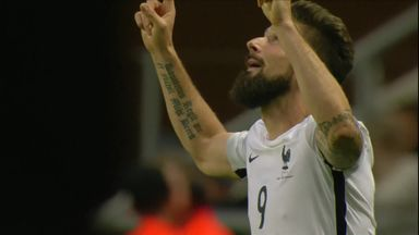 Giroud scores sublime volley