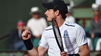 Murray reaches French Open semis