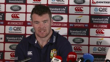 O'Mahony: Captaincy huge honour