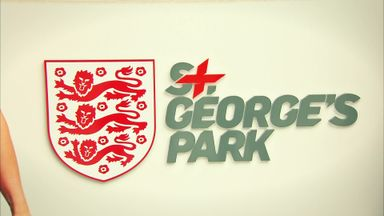 Guided tour of St George's Park