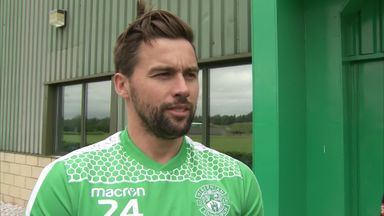 'Hibs delighted to be back'