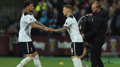 Walker: Trippier drives me on