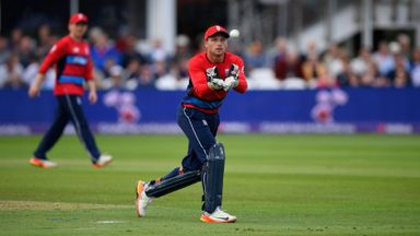 England v South Africa 3rd T20: Highlights