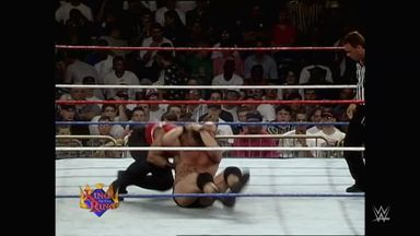 WWE: Stone Cold's first Stunner
